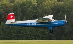 Praga E 114M model airplane plan