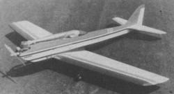 Presto 2 model airplane plan