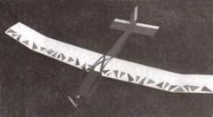 Punto model airplane plan
