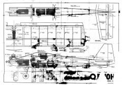 Pilot QB10H model airplane plan
