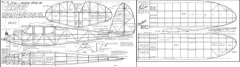 Quaker 1936 model airplane plan
