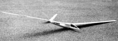 Quasoar II model airplane plan