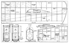 RC Roamer model airplane plan