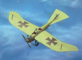 RUMPLER 4C TAUBE model airplane plan