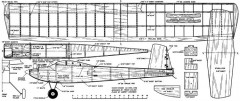 Radio Roger model airplane plan