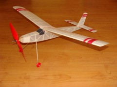 Rajka model airplane plan