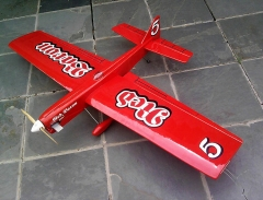 Red Baron model airplane plan