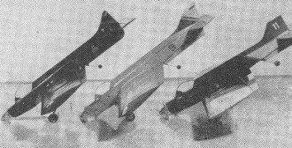 Regent model airplane plan
