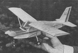Regente 360 C model airplane plan