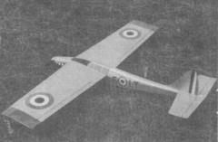 Robi 7 model airplane plan