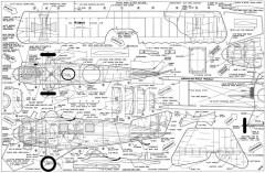 Roland C-II Walhfisch HH 962 model airplane plan