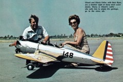 Ryan PT-22 model airplane plan