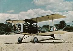 SE-5A model airplane plan