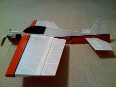 SLICK 360 model airplane plan