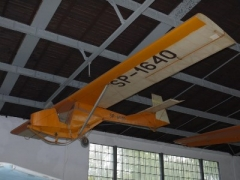 SZD-18 Czajka model airplane plan