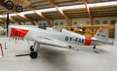 Sai KZ II Trainer model airplane plan