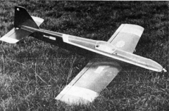 Sandy model airplane plan