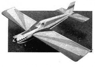 Scout model airplane plan