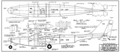 Seamaster model airplane plan