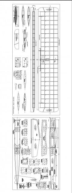 Seeker Quickie 500 Pylon Racer model airplane plan