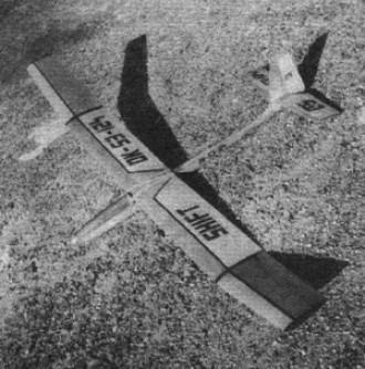 Shift model airplane plan