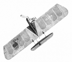SHIMSHEK model airplane plan