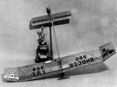 Shocer 560 model airplane plan