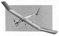 Sidlo model airplane plan