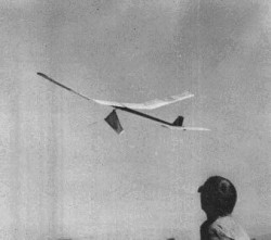 Simplex A2 model airplane plan