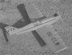 Sipka model airplane plan