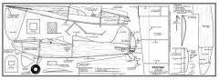 Skampy model airplane plan