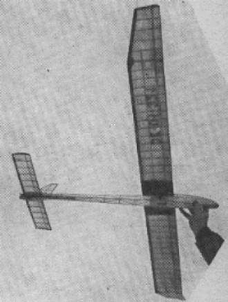 Slavik model airplane plan