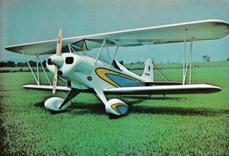 Smith DSA-1 Miniplane model airplane plan