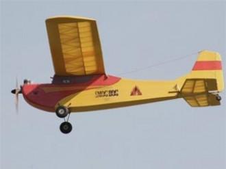 Smog Hog model airplane plan