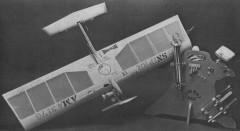 Sniper model airplane plan