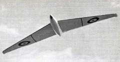 Soar Jet model airplane plan