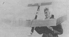 Sonda model airplane plan
