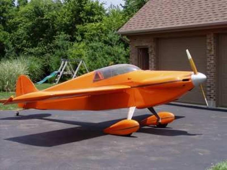 Sonerai model airplane plan