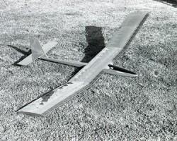 Soula Bird model airplane plan