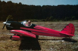 Spacewalker model airplane plan