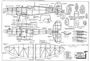 Supermarine Spitfire Mk Vb model airplane plan