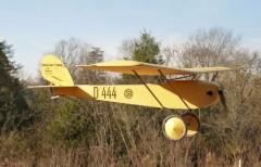 Stahlwerk model airplane plan