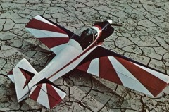 Starlet model airplane plan