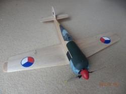 Stihacky S-90 model airplane plan