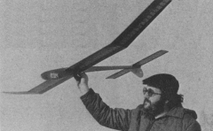 Stistko model airplane plan