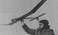 Stistko model airplane plan