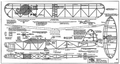 Sundog III P30 model airplane plan