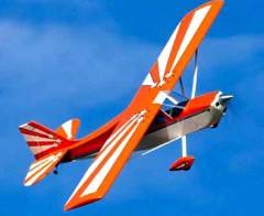 Super Decathlon model airplane plan
