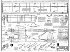 Super Sniffer model airplane plan