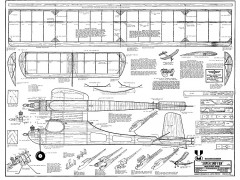 Super Sniffer model airplane plan